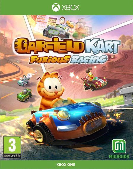 Echanger le jeu Garfield Kart Furious Racing sur Xbox One