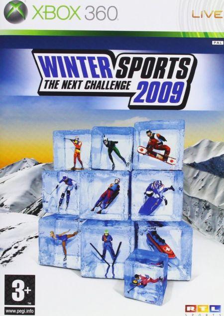 Echanger le jeu Winter Sports 2009 sur Xbox 360