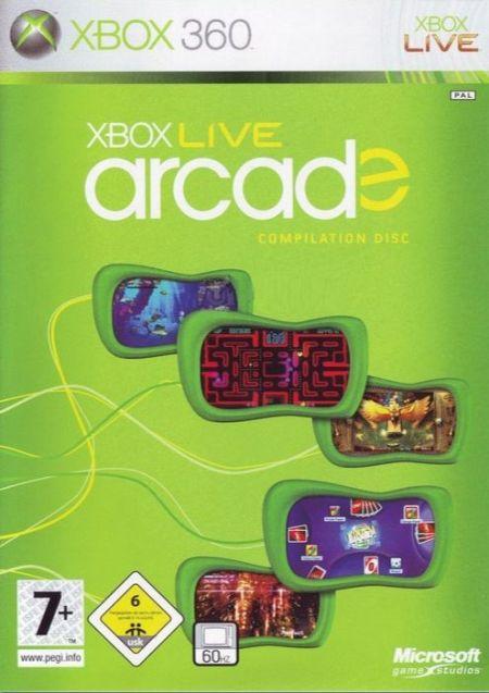 Echanger le jeu Xbox Live Arcade sur Xbox 360