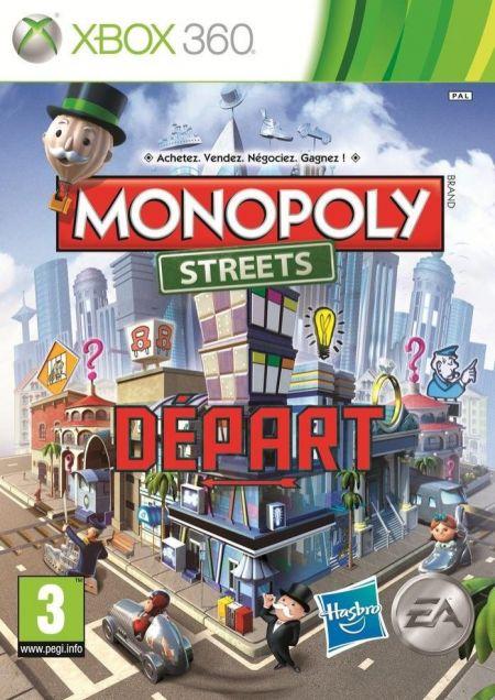 Echanger le jeu Monopoly Streets sur Xbox 360