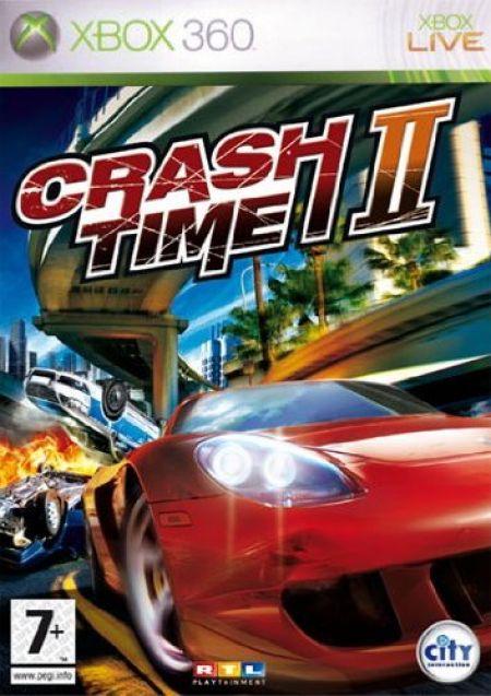 Echanger le jeu Crash Time II sur Xbox 360