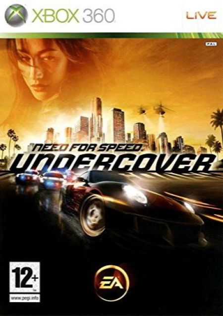 Echanger le jeu Need For Speed Undercover sur Xbox 360