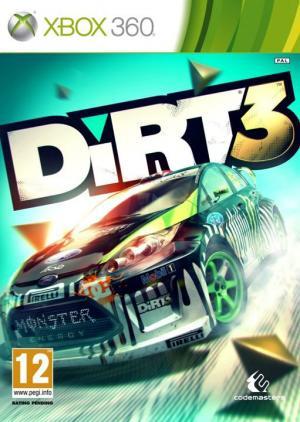 Echanger le jeu Dirt 3 sur Xbox 360