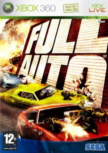 Echanger le jeu Full Auto sur Xbox 360