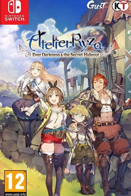 Echanger le jeu Atelier Ryza: Ever Darkness & The Secret Hideout sur Switch