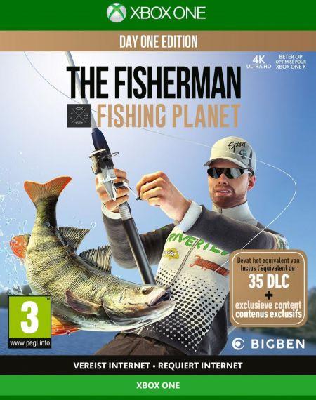 Echanger le jeu The Fisherman - Fishing Planet sur Xbox One