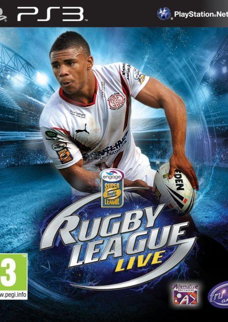 Echanger le jeu Rugby League Live  sur PS3