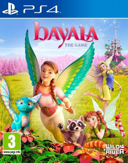 Echanger le jeu Bayala - The Game sur PS4