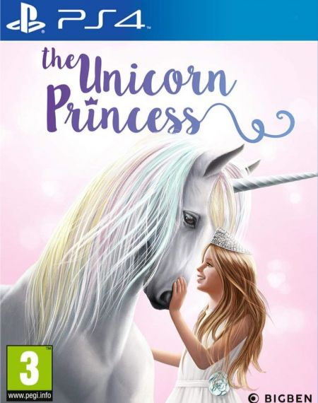 Echanger le jeu The Unicorn Princess  sur PS4