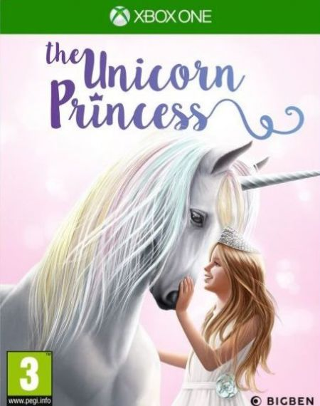 Echanger le jeu The Unicorn Princess  sur Xbox One