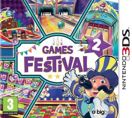 Echanger le jeu Games Festival Vol.2 sur 3DS