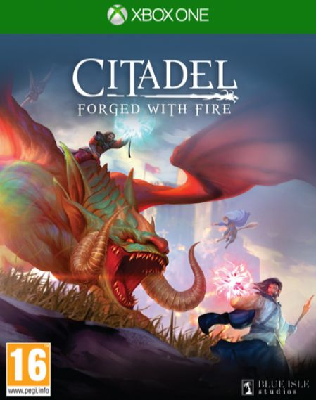 Echanger le jeu Citadel Forged with Fire sur Xbox One