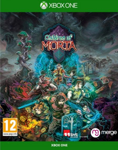 Echanger le jeu Children of Morta sur Xbox One