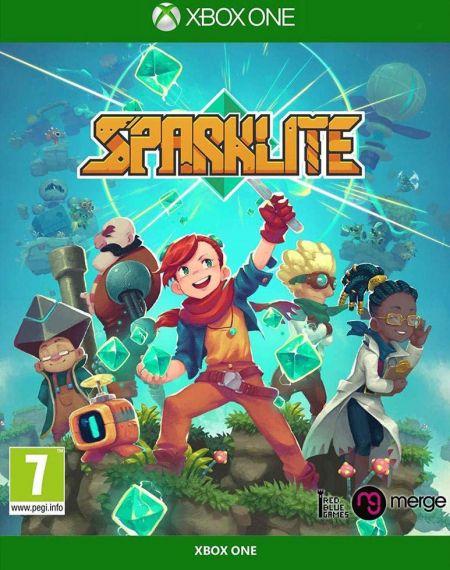 Echanger le jeu Sparklite sur Xbox One
