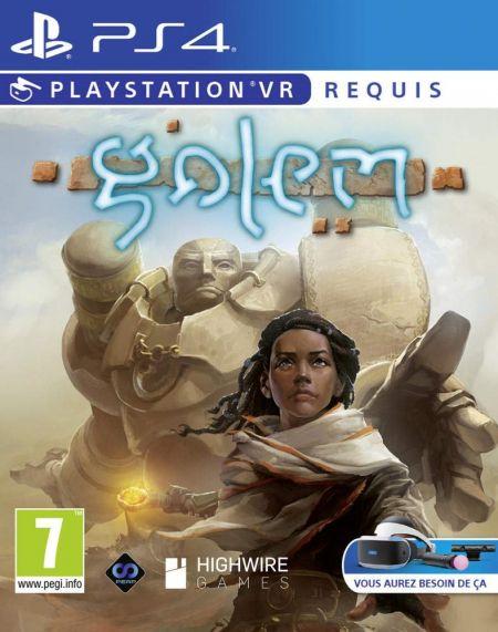 Echanger le jeu Golem (PS-VR Requis) sur PS4