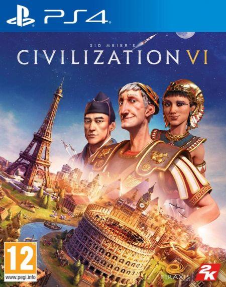 Echanger le jeu Civilization VI sur PS4