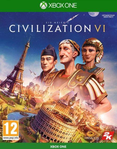 Echanger le jeu Civilization VI sur Xbox One