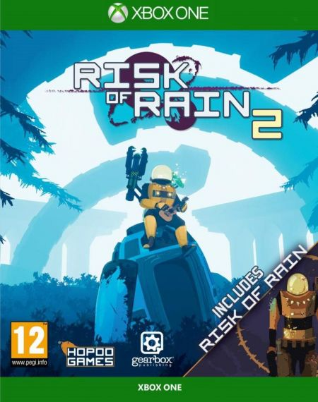 Echanger le jeu Risk of Rain 2 sur Xbox One