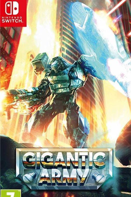 Echanger le jeu Gigantic Army sur Switch