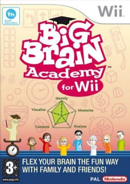 Echanger le jeu Big Brain Academy sur Wii