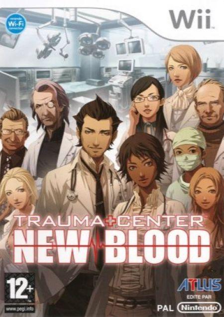 Echanger le jeu Trauma Center New Blood  sur Wii