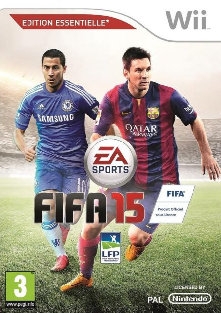 Echanger le jeu FIFA 15 sur Wii