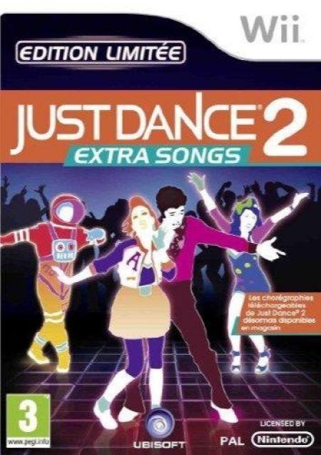 Echanger le jeu Just Dance 2 - Extra Songs  sur Wii