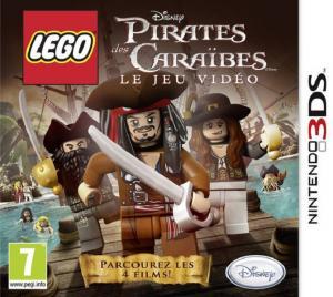 Echanger le jeu LEGO Pirates des Caraïbes sur 3DS