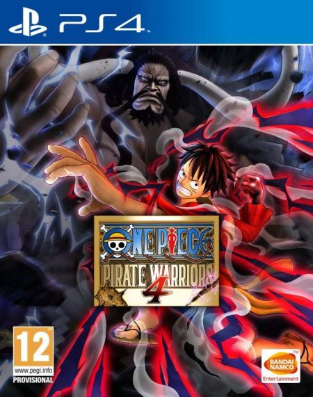 Echanger le jeu One Piece : Pirate Warriors 4 sur PS4