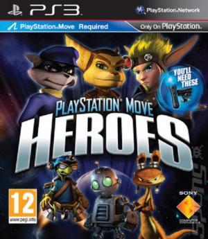 Echanger le jeu Playstation Move Heroes sur PS3
