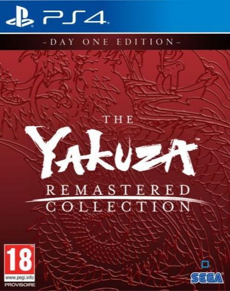 Echanger le jeu The Yakuza Remastered Collection sur PS4