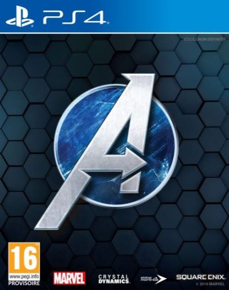 Echanger le jeu Marvel's Avengers sur PS4