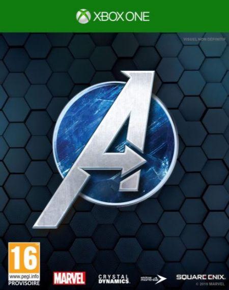 Echanger le jeu Marvel's Avengers sur Xbox One