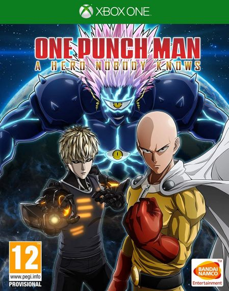 Echanger le jeu One Punch Man: A Hero Nobody Knows sur Xbox One