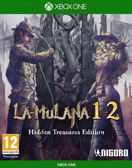 Echanger le jeu La-Mulana 1&2 sur Xbox One