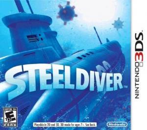 Echanger le jeu Steel Diver sur 3DS