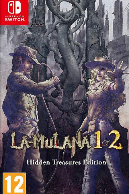 Echanger le jeu La-Mulana 1&2 sur Switch