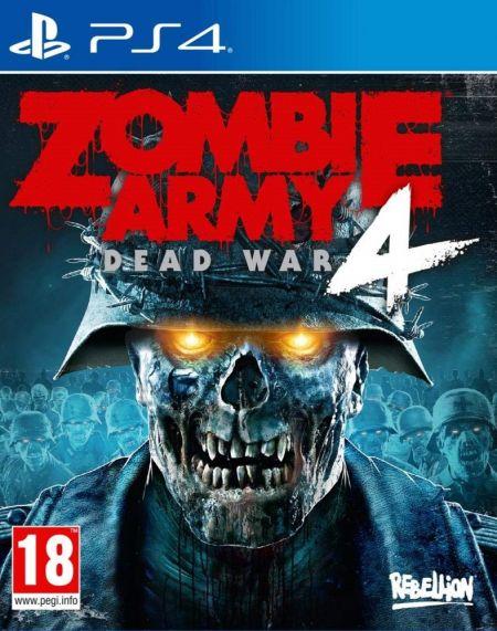 Echanger le jeu Zombie Army 4: Dead War sur PS4