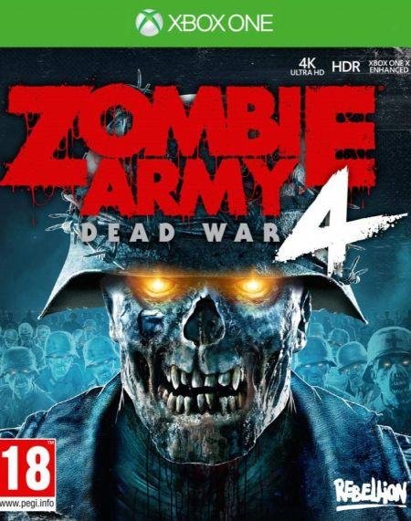 Echanger le jeu Zombie Army 4: Dead War sur Xbox One
