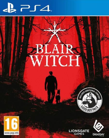 Echanger le jeu Blair Witch sur PS4