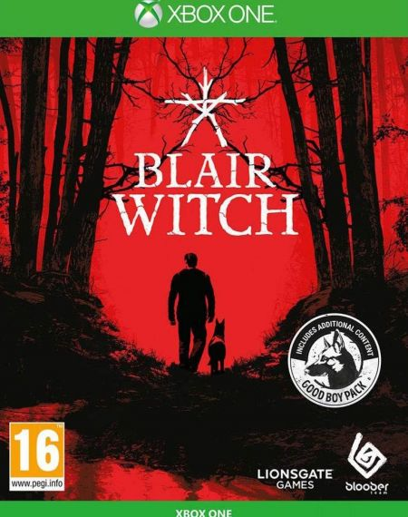 Echanger le jeu Blair Witch sur Xbox One
