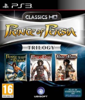 Echanger le jeu Prince of Persia Trilogy sur PS3