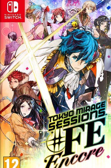 Echanger le jeu Tokyo Mirage Sessions #FE Encore sur Switch