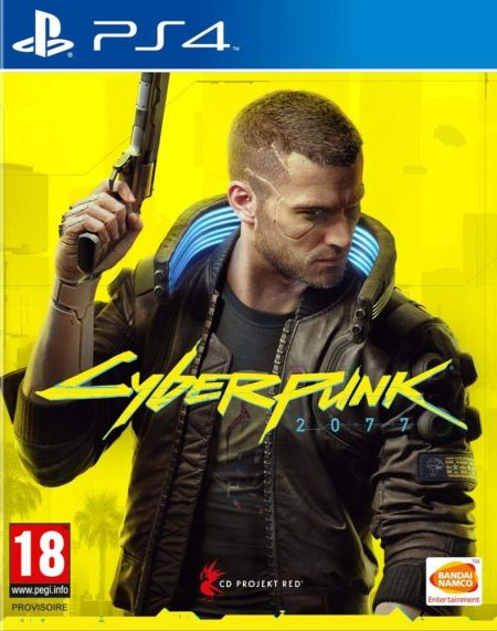 Echanger le jeu Cyberpunk 2077 sur PS4