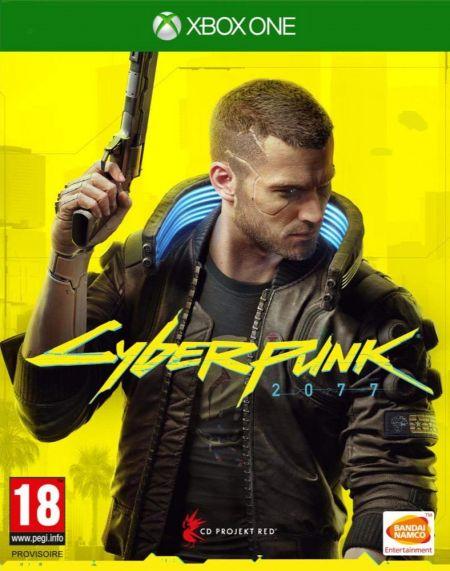 Echanger le jeu Cyberpunk 2077 sur Xbox One