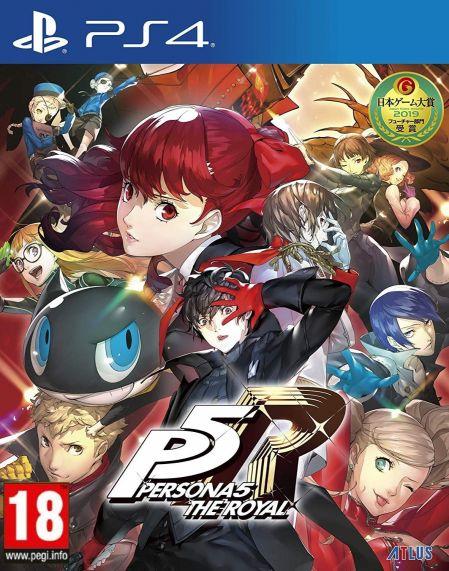 Echanger le jeu Persona 5 Royal sur PS4