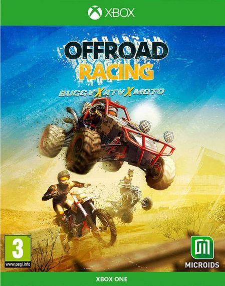 Echanger le jeu Offroad Racing - Buggy X ATV X Moto sur Xbox One