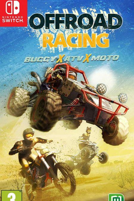 Echanger le jeu Offroad Racing - Buggy X ATV X Moto sur Switch