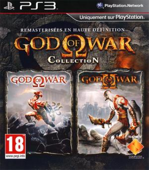 Echanger le jeu God of War Collection sur PS3