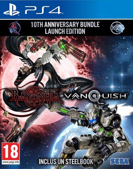 Echanger le jeu Bayonetta & Vanquish - 10th Anniversary sur PS4